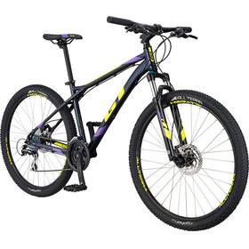 """GT Bicycles Aggressor Expert - VTT Femme - 27,5"""" jaune/bleu"""